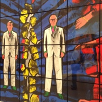 Gilbert & George, Live's, 1984