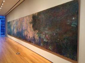 Claude Monet, Water Lilies. 1914-26.