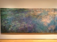 Claude Monet, Water Lilies. 1926