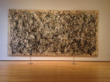 Jackson Pollock, One: Number 31, 1950. 1950