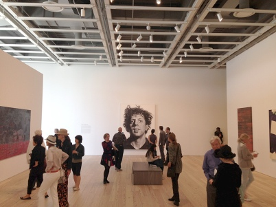 Whitney Museum - u.a. Chuck Close