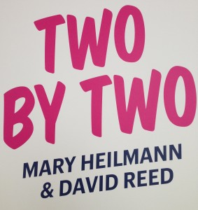 Mary Heilmann & David Reed. Two By Two