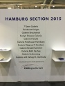 """Hamburg Section"" auf der Affordable Art Fair 2015 Hamburg"