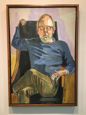 Alice Neel: Henry Geldzahler, 1967. © Metropolitan Museum of Art, New York