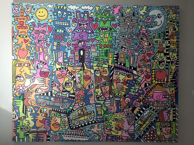 James Rizzi - Summer of Love in My City (2007)