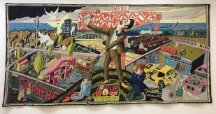 Grayson Perry - The Agony in the Car Park, 2012