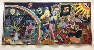 Grayson Perry - Expulsion from Number 8 Eden Close, 2012
