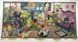 Grayson Perry - The Annunciation of the Virgin Deal, 2012