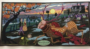 Grayson Perry - The Upper Class at Bay, 2012