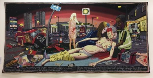 Grayson Perry - #Lamentation, 2012