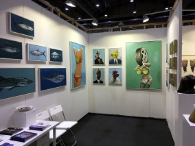 Affordable Art Fair Hamburg 2017
