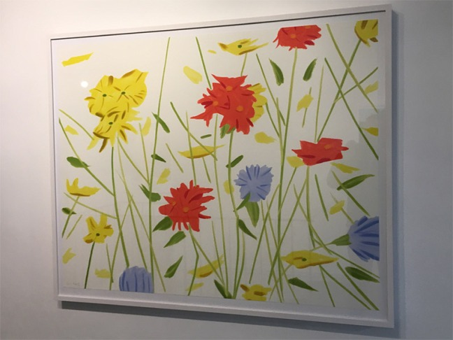 Alex Katz In Color (Wildflowers)