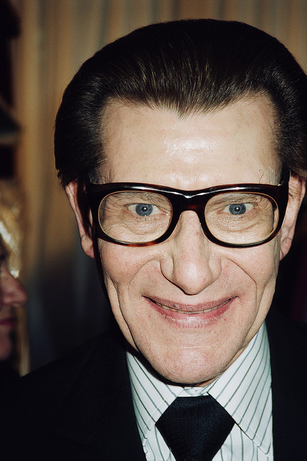 Juergen Teller, Yves Saint Laurent, Paris, 2000 © 2000 Juergen Teller, All Rights Reserved