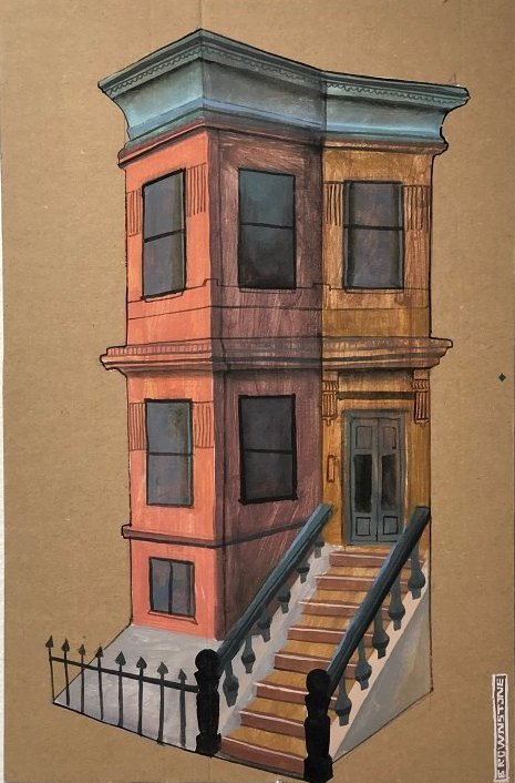 Jim Avignon - Brownstone