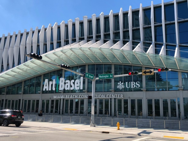 Art Basel Miami Beach 2019 (East Entrance)