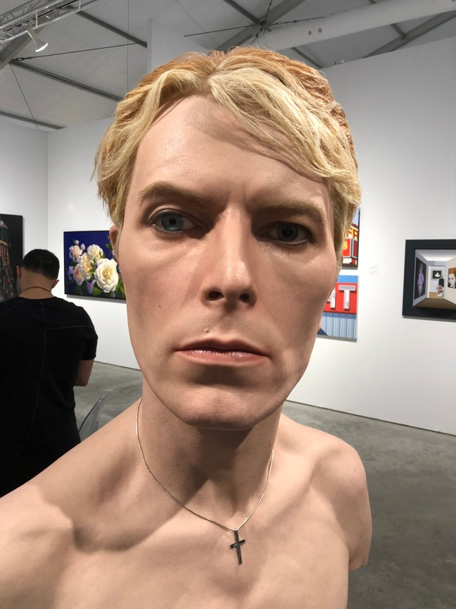 "Jamie Salmon ""David Bowie"" @ ABFA Gallery"