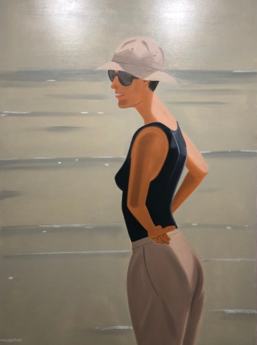 "Alex Katz ""Margit"" @ Marlborough"