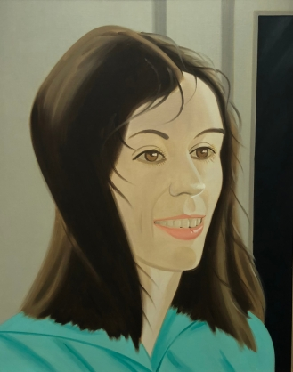 "Alex Katz ""Martina"" @ Marlborough"