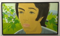 "Alex Katz ""Vincent in the Afternoon"" @ Marlborough"