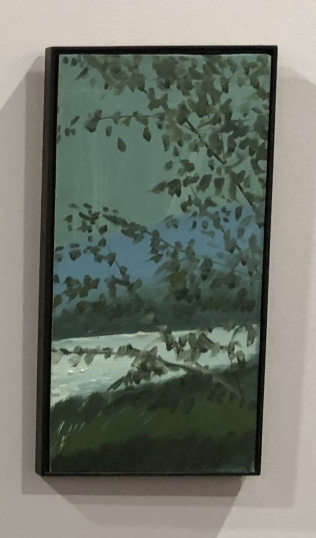 "Alex Katz ""Tree and Brook"" @ Marlborough"