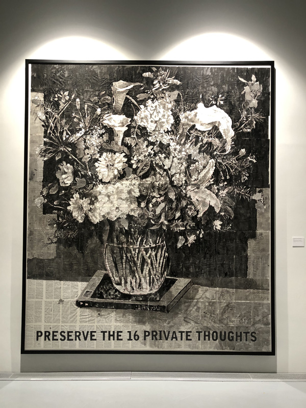 William Kentridge: Preserve the 16 Private Thoughts