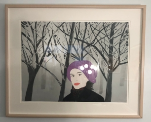 "Alex Katz ""January 7"" @ Gregg Shienbaum Fine Art"