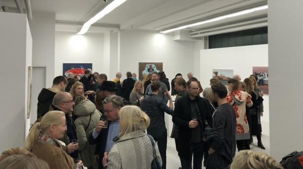 Grand Opening der Evelyn Drewes Galerie